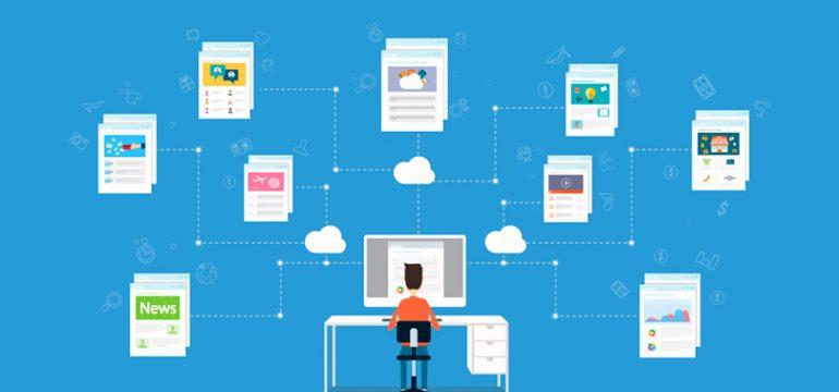ilustração do artigo sobre automação de marketing