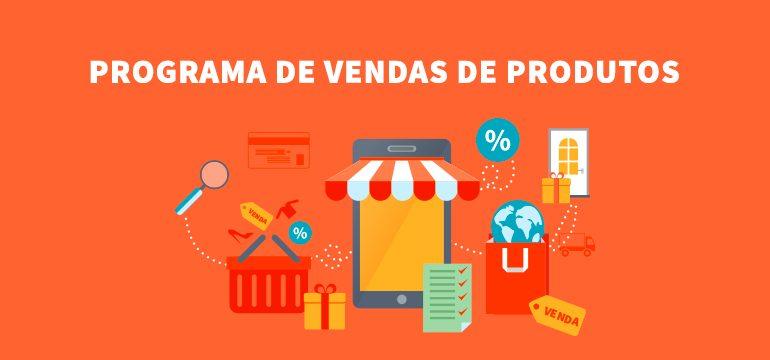 programa de vendas de produtos