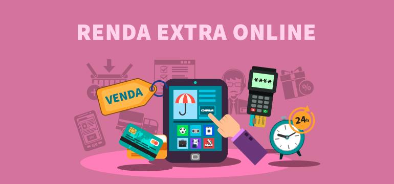 renda extra online
